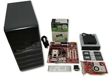 NEW Windows 98/XP Retro Gaming PC - Sempron CPU, 32GB SSD, 1GB Ram, Radeon x700