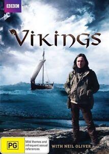 Vikings (DVD, 2012) FREE POST