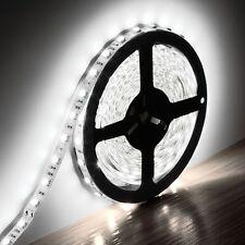 5M 5050 SMD White Flexible Strip LED Light Non-waterproof DC 12V 300 led Lamp