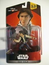 Disney Infinity Star Wars Han Solo Figure NIP 3.0 Edition New