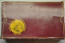Colt #172 Series 80 Officers Blue 150'th Anniversary Styrofoam box