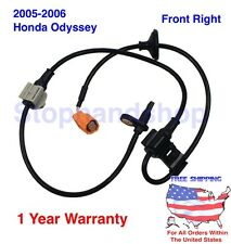 New ABS Wheel Speed Sensor for 05 06 Honda Odyssey FRONT RIGHT Passanger Side