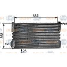 HELLA Kondensator, Klimaanlage 8FC 351 300-271