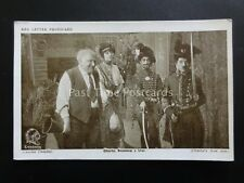Charlie Chaplin CHARLIE BECOMES AT STAR Red Letter Photocard c1915