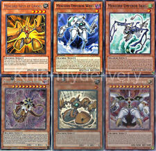 Aporia Complete Deck - Meklord Emperor Wisel - Skiel - Granel - 40 Cards