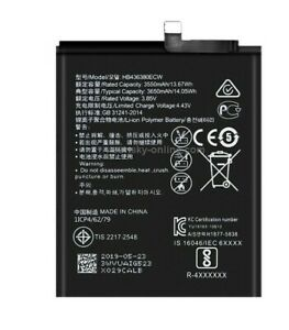 REPLACEMENT BATTERY FOR HUAWEI P30 / 3650mAh