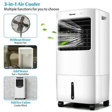 Evaporative Portable Air Conditioner Cooler Fan Indoor with Remote Control Room