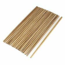 10 Pairs Bamboo Chopsticks Long Reusable Japanese High Quality Wooden Dining Set