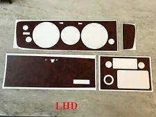 Toyota Corolla SR5 S5 Dash Vinyl TE27 KE2 1971 1972 1973 1974 (4 piece set)