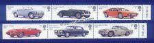 Briefmarken aus Großbritannien mit Auto-Motiv und Echtheitsgarantie