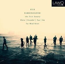 Oslo Kammerakademi - Kvandal: The First Beauty for Wind Octet [CD]