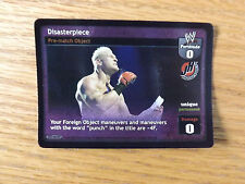 WWE Raw Deal -  FOIL Disasterpiece - Heidenreich