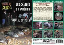 Les chasses du sanglier : spécial battues  - Chasse du grand gibier - Vidéo C...