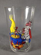 Ancien verre à moutarde Astérix Dargaud 1968 d'après Uderzo