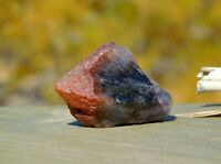 Super 7 Crystal Melody's Stone with Red Hematite Capped Chakra Energy Healing