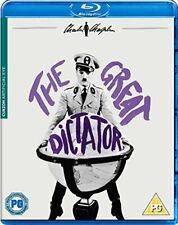 The Great Dictator - Charlie Chaplin Blu-ray [Dvd][Region 2]