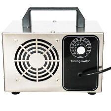 Generatore Di Ozono Purificatore D'aria Timer 60 min 24000 mg/h certificato CE