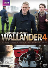 Wallander: Fourth Season 4 (DVD, 2016, 2-Disc Set)