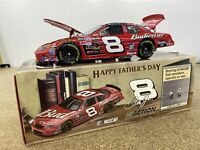 Dale Earnhardt Jr #8 Happy Father's Day Dale Earnhardt 2004 NASCAR 1:24 DieCast