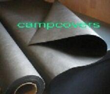 "120"" X 45"" Dupont Black Tyvek Sleeping Bag Bivy Liner ground sheet"