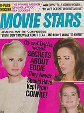 OCT 1969 MOVIE STARS vintage -- movie magazine --- LIZ TAYLOR
