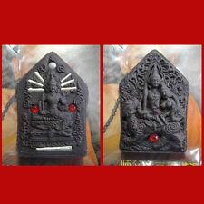 Khunphaen Prai Phra Yom LP Inn Thai Power Buddha Amulet lucky Love Charm Rich