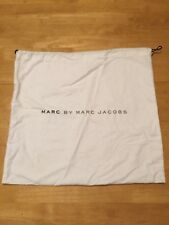 Marc by Marc Jacobs Dust Storage Travel BAG Shoes Purse Handbag Drawstring 17x17
