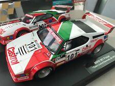 "Carrera digital 124 23842 bmw m1 Procar ""team castrol Denmark, no. 101"" nuevo embalaje original"