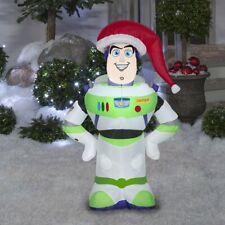Christmas Inflatable 3.5' Buzz Lightyear Disney Xmas Holiday Decor Outdoor