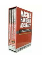 Master Handgun Accuracy Training  Concealed Carry University  6 HRS DVD Set New