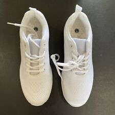 Womens White Sneakers Size 7