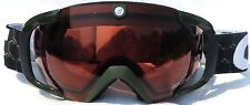 $140 Carrera Mens Cliff EVO winter snow ski Green Goggles Spy Smith KILLER Lens!