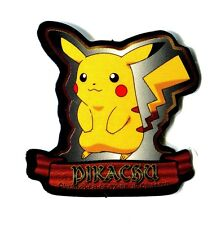 POKEMON MINI STICKER Carte 30X30 N° PIKACHU (3)