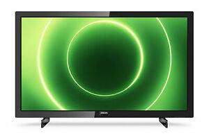 "Philips PFS6805 24"" FHD LED Smart TV - Black"
