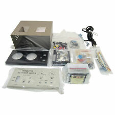 Dc Power Supply 1 Fixed 2 Variable Diy Solder Kit Version Assembly Required