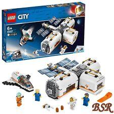 Lego City 60227 -estación espacial lunar. Más de 6 Años.