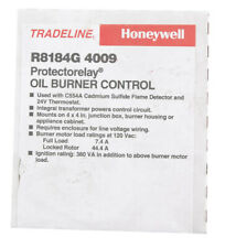 Honeywell  Oil Burner Control  120 volt