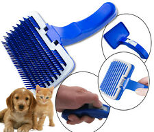 CAT KITTEN HAIR BRUSH COMB GROOM SELF CLEANING DOG PUPPY CLEAN HAIR PET CARE