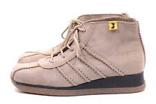 BLACKSTONE Stiefeletten Boots Gr. 38 UK 5 Beige Leder Wildleder + Kaum getragen