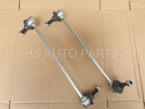 For BMW 3 Series E90 E91 E92 320d Front Stabiliser Anti Roll Bar Drop Links Pair