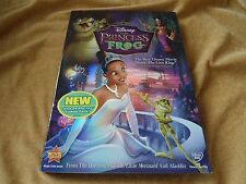 The Princess and the Frog (Single-Disc Edition) (2010) [1 Disc DVD]