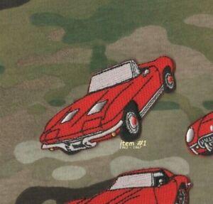 """Heartbeat De Amérique Vette 1963-1967 Corvette C-2 Sting Ray 3 """" Repasser"""