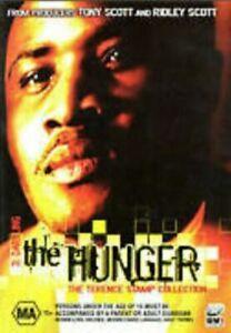 The Hunger 3 Darkling DVD Terence Stamp - Macabre Horror Anthology - RARE