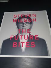 """Steven Wilson - The Future Bites - Full Tour Edition With Clear Vinyl, 7"""" single"""