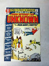 FROM BEYOND THE UNKNOWN #10 COVER ART, original approval cover proof 1970'S