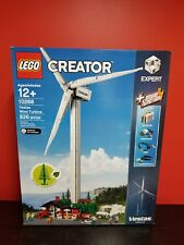 Lego Creator Vestas Wind Turbine Set # 10268 Factory Sealed, Great Box!