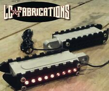 LC Fabrications LED footpegs