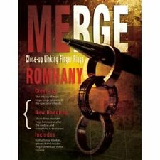 Merge (Gimmicks and Instruction) by Paul Romhany - Trick - Magic Tricks