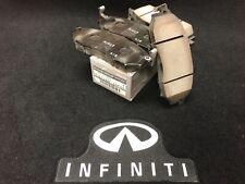 NEW OEM NISSAN INFINITI Front Brake Pad Kit D10601NC0C G37 M35 FX35 QX70 370Z