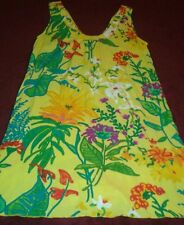 Jams World 50th Anniversary Collection Sleeveless Dress  Florest M Cruise Wear